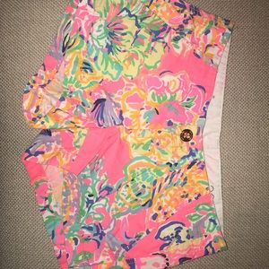 Lilly Pulitzer shorts size